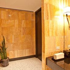 Modern Floor Tiles by Habitat Stone