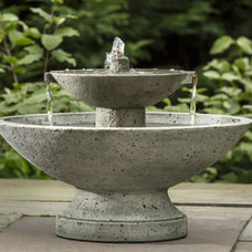 Outdoor Fountains by Soothing Company