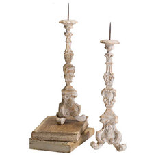 Traditional Candleholders by Belle Maison Francaise
