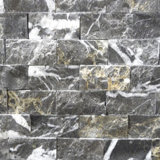 Contemporary Tile by StoneMar Natural Stone Company LLC