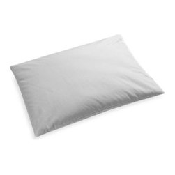 Nature's Pillows, Inc. - Sobakawa Buck Pillow - This unique pillow has been used widely throughout the Orient for centuries. It is filled with buckwheat hulls that shape themselves to your head and neck.
