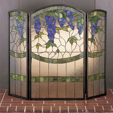 Traditional Fireplace Screens by Build