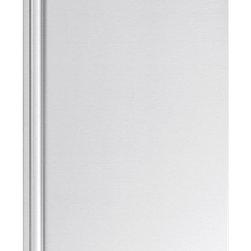 Viking 15 Inch Outdoor Ice Machine Door Panel, Left Hinge - Professional Outdoor stainless steel door panel, Left Hinge