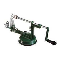 Apple and Potato Peeler - I am the designated mashed potato maker in the family, and my husband makes all of the apple pies. This tool is one of the handiest ever.