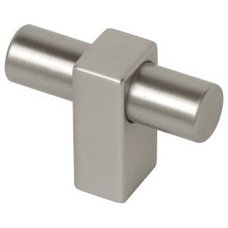 Contemporary Cabinet And Drawer Knobs by Simply Knobs And Pulls