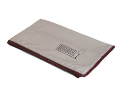 Riedel - Riedel Accessories Microfiber Polishing Cloth - Can be applied dry or lightly damp. Cleans thoroughly and scratch-free. Removes grease and dries at the same time. Fluff free. Can be washed up to 90 degrees. No softener is needed.
