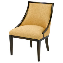 contemporary chairs by wesleyhall.com