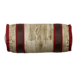 Mystic Home - Great Falls - Neckroll Pillow by Mystic Home - The Great Falls, by Mystic Home