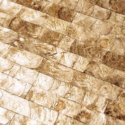 Maya Romanoff Mother-of-Pearl Wall Tiles -