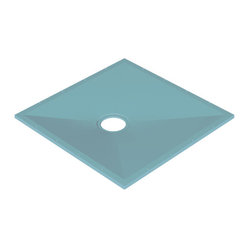 Tuff-Form 21018 Wet Floor Shower Base