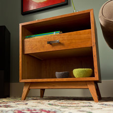 Modern Side Tables And Accent Tables by Curtis Custom Woodwork