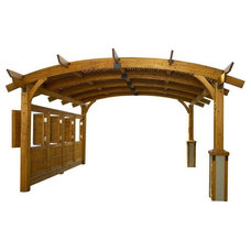 Traditional Pergolas Arbors And Trellises by Lowe's