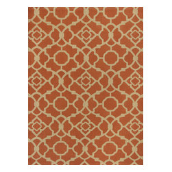 KAS - Kas Natura 2254 Spice Athena Rug - 6 ft 6 in x 9 ft 6 in - Kas Natura 2254 Spice Athena Area Rug. Kas Natura 2254 Spice Athena Area Rug. Our KAS Natura rugs pump up Eastern Indian motifs for a colorful, casual look. These vivid works of art will add fun and function to your room setting in fresh, updated colorations. Natura rugs have been machine woven in India, ensuring the heavy-duty jute construction provides durability and rich texture for your active lifestyle. Each modern Natura rug is ready to make a wow-statement in your contemporary space.