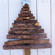 Rustic Holiday Decorations by Souvenir Farm, Ltd.