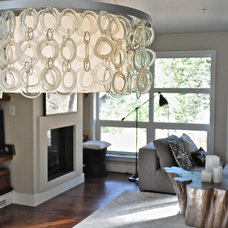 Contemporary Chandeliers by Ridge Studio