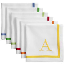 Contemporary Table Linens by Mark and Graham