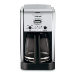 Cuisinart - Cuisinart DCC-2650 12-cup Brew Central Programmable Coffeemaker - Cuisinart DCC-2650 Brew Central 12-Cup Programmable Coffeemaker