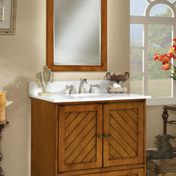 Sunny Wood Kitchen and Bath Collections - Sunny Wood's Bay Pointe vanity collection.  Find out more at www.sunnywood.biz.