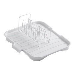 """KOHLER - KOHLER K-6539-0 Drainboard with Wire Rack for Undertone Kitchen Sinks - KOHLER K-6539-0 Drainboard with Wire Rack for Undertone Kitchen SinksThis KOHLER drainboard with wire rack is designed to fit snugly over the rim of any KOHLER kitchen sink, creating a workstation for quick and easy tasks.KOHLER K-6539-0 Drainboard with Wire Rack for Undertone Kitchen Sinks, Features:• 14-3/4""""L x 17""""W"""