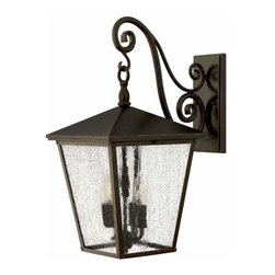 Hinkley - Trellis 4-lt Outdoor Wall Sconce - Trellis 4-lt Outdoor Wall Sconce