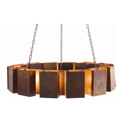 Vaughn Chandelier, Rust