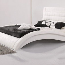 modern beds by IrisFurniture.com