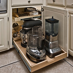 ShelfGenie Base Cabinet Solutions -