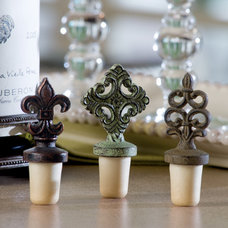 Contemporary Wine Aerators And Stoppers by Willow House