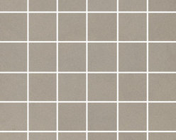 The Standard Collection Taupe Gray 2x2 Mosaic -