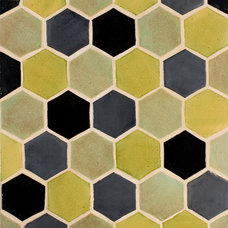 Contemporary  by Mercury Mosaics and Tile