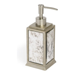 Kassatex Palazzo Collection Lotion Dispenser