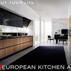 Modern Kitchen Cabinets by Vadim Kadoshnikov