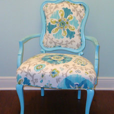 Tropical Chairs by Coastal Chic Designs