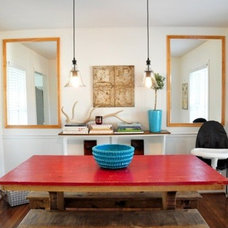 Eclectic  Farmhouse-Style Dining Inspiration Gallery | Apartment Therapy Los Angeles
