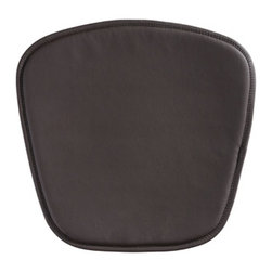 Zuo Modern - Zuo Mesh/Wire Bar Chair Cushion in Espresso - Bar Chair Cushion in Espresso belongs to Mesh/Wire Collection by Zuo Modern Leatherette. Bar Chair (1)