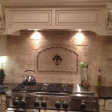 Traditional Tile by Landmark MetalCoat, Inc.