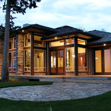 Contemporary Windows by ONeill Group Inc.