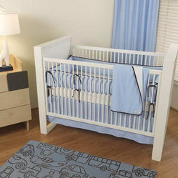 Cotton Monkey - Vein Nursery Bedding Set