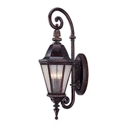 Canterbury Wall Mount Lantern