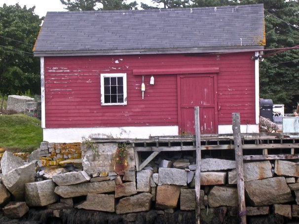 Traditional  Maine Simple