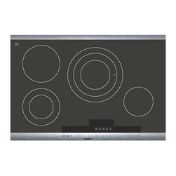"""Bosch 800 Series 30"""" Electric Cooktop, Stainless Steel 