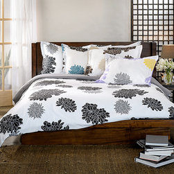 Bloom 300 Thread Count 3-piece Duvet Cover Set -