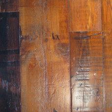Hardwood Flooring by Manomin Resawn Timbers