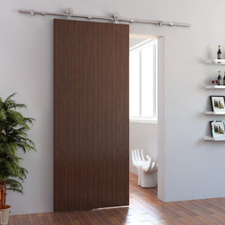 Barn Doors - Our techno style matches your sensitivity. Impressive quality and supreme craftsmanship to your doorstep. Update your interiors with Dayoris' modern solutions.  Simplicity and taste that goes beyond to satisfy the needs of our South Florida clientele. Endless contemporary possibilities to explore. Featuring Italian and European wood veneers, melamine, Formica, and lacquer paint options to display grandeur and exuberance.