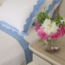 Contemporary Pillowcases And Shams by Julia B.