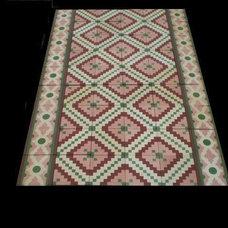Mediterranean Wall And Floor Tile by www.LUXURYSTYLE.es