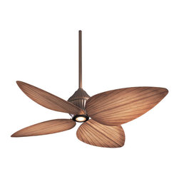 "Minka Aire - Minka Aire F581ORB Gauguin Oil Rubbed Bronze 52"" Ceiling Fan - Minka Aire F581ORB Gauguin Oil Rubbed Bronze 52"" Ceiling Fan"