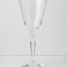 Traditional Everyday Glassware by greige/Fluegge Interior Design, Inc.