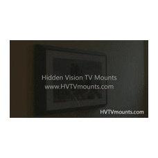 Mark Joseph Design - Hidden Vision – Extended Flip Out TV Wall Mount