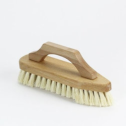 Tub Brush - If I'm going to be taking a proper bath, you can bet your bottom dollar that I'd like for it to be in a clean tub. I think the scrubbing would be considerably more tolerable with this handsome brush.